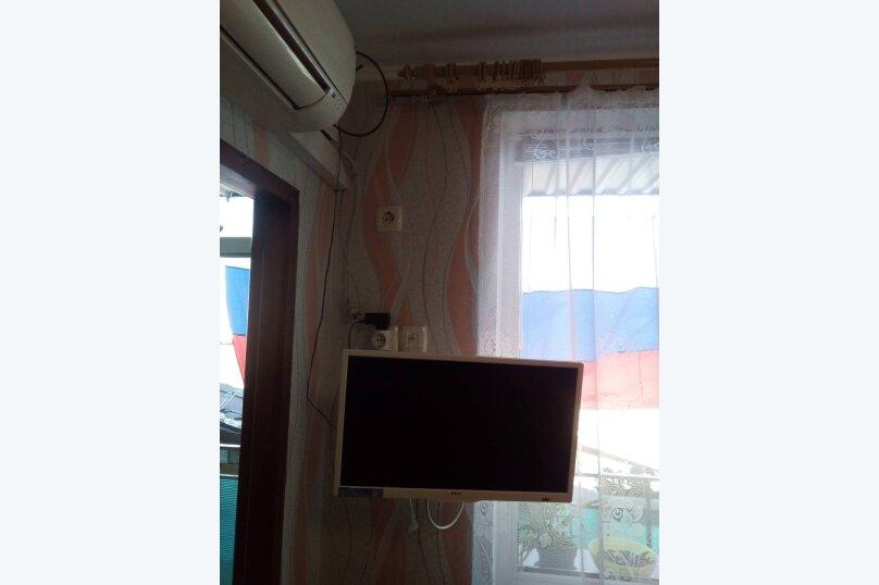 Гостевой домик из трёх раздельных комнат с цветочным балконом, 50 кв.м. на 8 человек, 3 спальни, Русская улица, 61/6А, Феодосия - Фотография 13