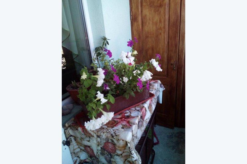 Гостевой домик из трёх раздельных комнат с цветочным балконом, 50 кв.м. на 8 человек, 3 спальни, Русская улица, 61/6А, Феодосия - Фотография 15