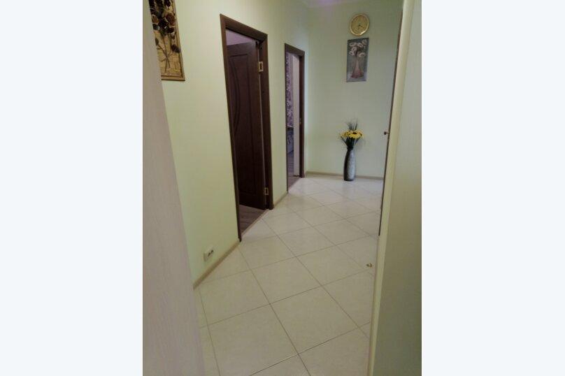 3-комн. квартира, 80 кв.м. на 8 человек, улица 8 Марта, 13к1, Адлер - Фотография 5
