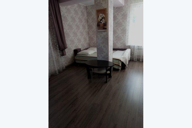 3-комн. квартира, 80 кв.м. на 8 человек, улица 8 Марта, 13к1, Адлер - Фотография 14