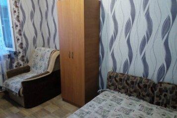 Домик на длительный срок (сентябрь-май), 40 кв.м. на 5 человек, 3 спальни, Русская улица, Феодосия - Фотография 1
