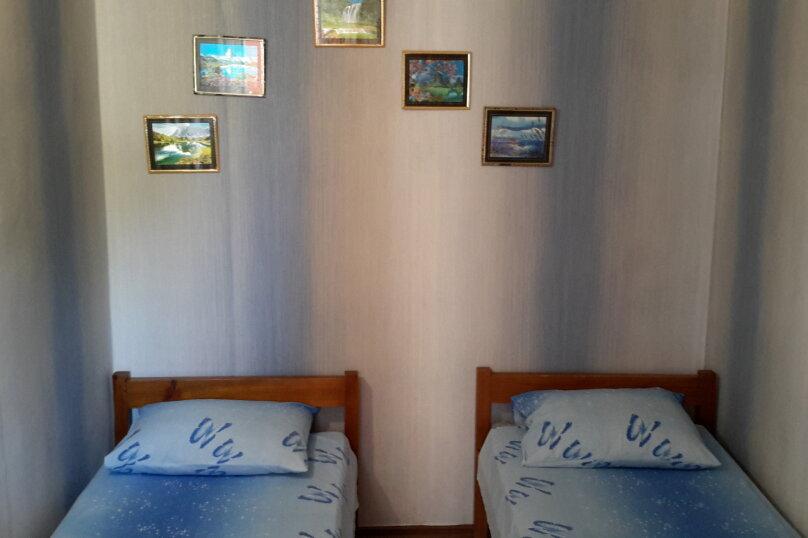 2-х местный эконом, улица Толстого, 9, Витязево - Фотография 1