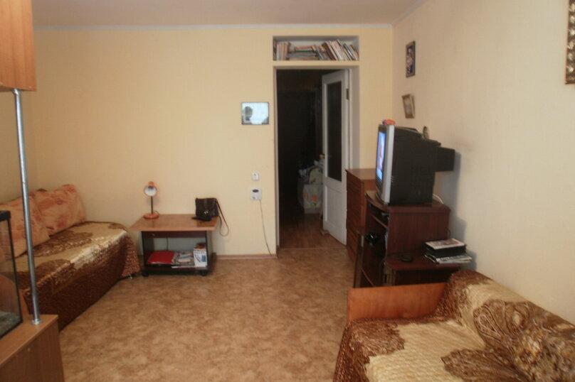 1-комн. квартира, 36 кв.м. на 4 человека, Южная, 13, поселок Приморский, Феодосия - Фотография 12