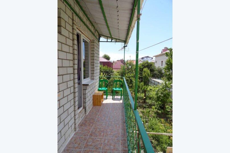 2-местный с балконом (правый), улица Самбурова, 102, Анапа - Фотография 1