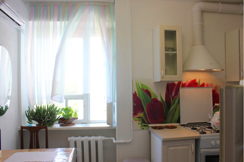 2-комн. квартира, 49 кв.м. на 6 человек, улица Шевченко, 239, Анапа - Фотография 3
