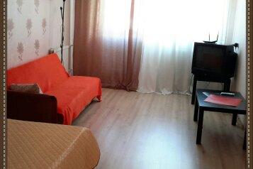 1-комн. квартира, 40 кв.м. на 4 человека, Лесной проспект, 39, микрорайон Древлянка, Петрозаводск - Фотография 4
