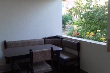 Дом, 40 кв.м. на 4 человека, 1 спальня, ул. Морская, Штормовое - Фотография 4