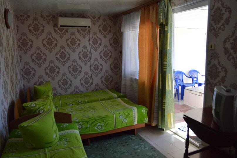 Трёхместный люкс, своя беседка, Курская улица, 46, Береговое, Феодосия - Фотография 1
