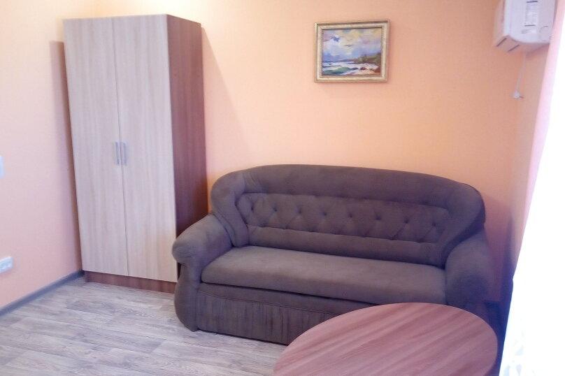 Четырехместный люкс без балконаа, Лавандовая , 13, Щелкино - Фотография 1
