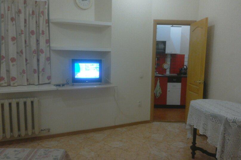Две комнаты в доме под ключ с кухней и санузлом, 35 кв.м. на 4 человека, 2 спальни, улица 8 Марта, 32, Евпатория - Фотография 3