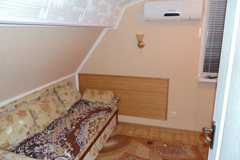 Дом, 40 кв.м. на 5 человек, 2 спальни, улица Мориса Тореза, 35, Отрадное, Ялта - Фотография 7