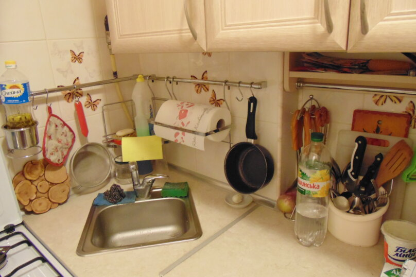 Дом, 40 кв.м. на 5 человек, 2 спальни, улица Мориса Тореза, 35, Отрадное, Ялта - Фотография 12