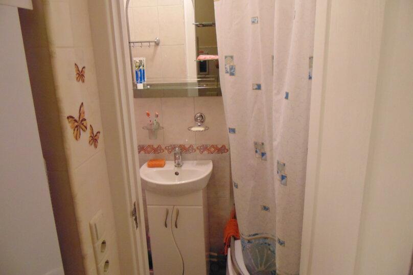 Дом, 40 кв.м. на 5 человек, 2 спальни, улица Мориса Тореза, 35, Отрадное, Ялта - Фотография 16
