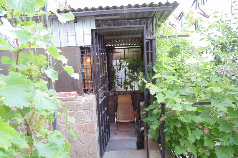 Дом, 40 кв.м. на 5 человек, 2 спальни, улица Мориса Тореза, 35, Отрадное, Ялта - Фотография 27
