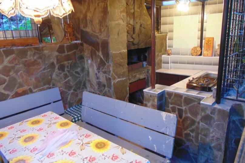 Дом, 40 кв.м. на 5 человек, 2 спальни, улица Мориса Тореза, 35, Отрадное, Ялта - Фотография 39