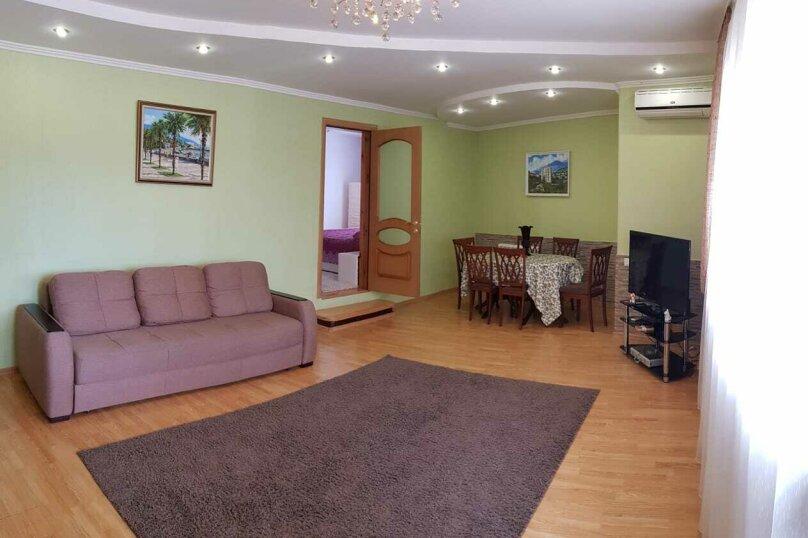 Дом, 170 кв.м. на 10 человек, 2 спальни, улица Свердлова, 47, Ялта - Фотография 1