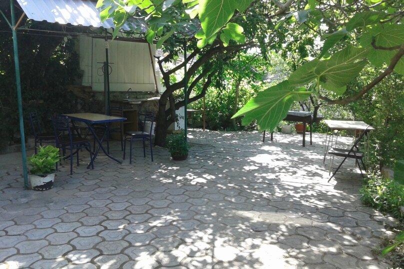 Частный Дом, 50 кв.м. на 4 человека, улица Алексея Ганского, 37, Симеиз - Фотография 10