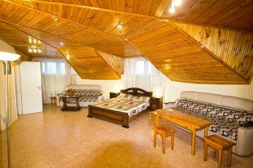 4-х местный однокомнатный без балкона:  Номер, 6-местный (4 основных + 2 доп), 1-комнатный, Гостевой дом, 1-й проезд на 18 номеров - Фотография 3