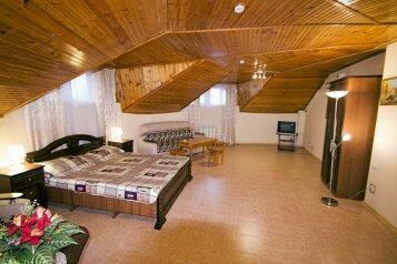 4-х местный однокомнатный без балкона:  Номер, 6-местный (4 основных + 2 доп), 1-комнатный, Гостевой дом, 1-й проезд на 18 номеров - Фотография 4