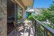 Номер- студио для 4 гостей с большим балконом, Тупиковая , 3, поселок Орджоникидзе, Феодосия с балконом - Фотография 8
