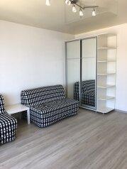 2-комн. квартира, 60 кв.м. на 6 человек, микрорайон Горизонт, Ольгинка - Фотография 3
