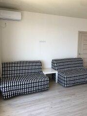 2-комн. квартира, 65 кв.м. на 6 человек, микрорайон Горизонт, Ольгинка - Фотография 4