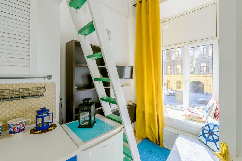 1-комн. квартира, 17 кв.м. на 3 человека, улица Марата, 26/11, Санкт-Петербург - Фотография 2