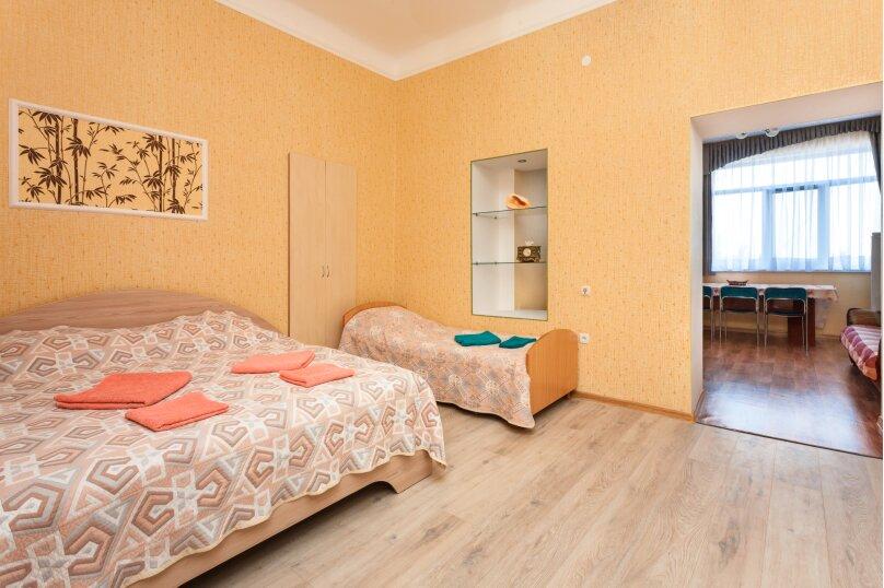 2-комн. квартира, 30 кв.м. на 5 человек, Советская улица, 52, Симеиз - Фотография 5