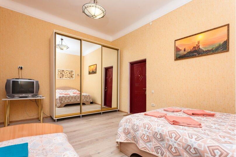 2-комн. квартира, 30 кв.м. на 5 человек, Советская улица, 52, Симеиз - Фотография 6