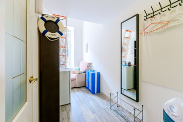 1-комн. квартира, 14 кв.м. на 3 человека, улица Марата, Санкт-Петербург - Фотография 2