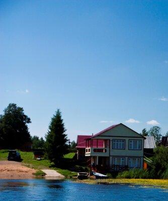 Дом 2, 50 кв.м. на 6 человек, 1 спальня, деревня Могилево, 31, Осташков - Фотография 1