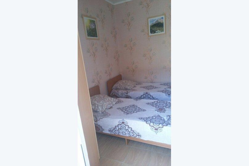 стандарт двухместный с раздельными кроватями, Черноморская улица, 16, Дивноморское - Фотография 1