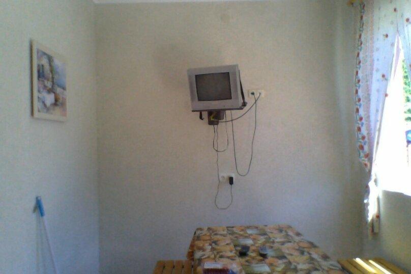 Частный дом 2x комнатный, 45 кв.м. на 4 человека, 2 спальни, Сурожская улица, 13, Судак - Фотография 19
