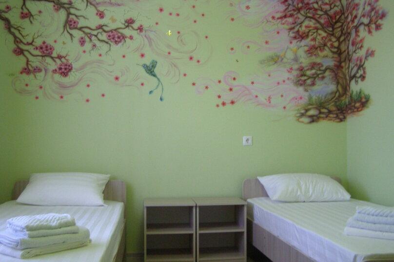 Двухкомнатный семейный номер люкс №12 ( сакура), Школьная, 64, Ильич - Фотография 1