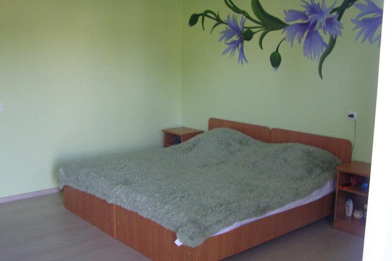 Двухкомнатный семейный номер люкс №11 (васильки), Школьная, 64, Ильич - Фотография 1
