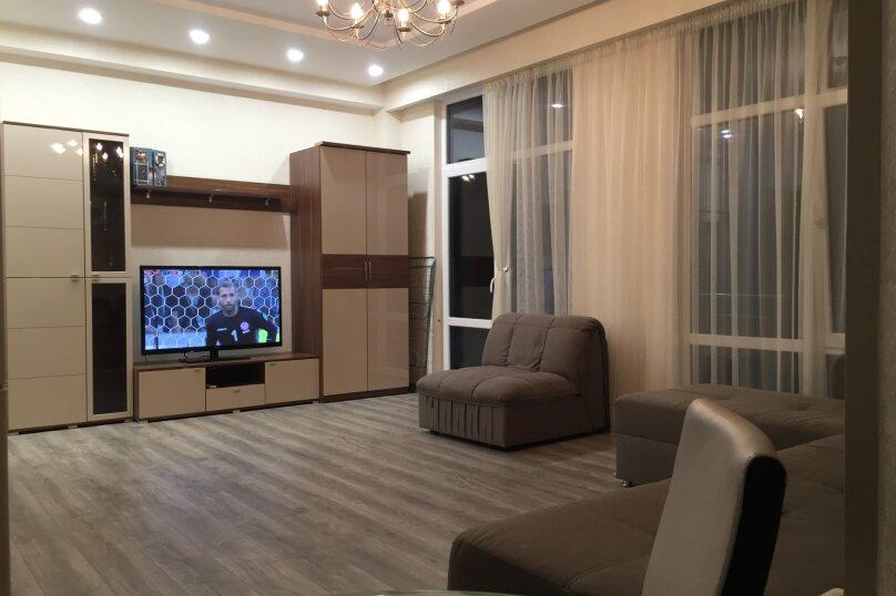 1-комн. квартира, 40 кв.м. на 3 человека, Севастопольское шоссе, 52Х, Гаспра - Фотография 28