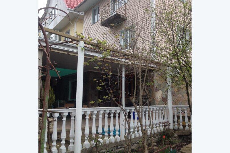 Дом, 220 кв.м. на 8 человек, 3 спальни, Станичная улица, 37, Лазаревское - Фотография 1