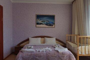 2-й этаж 9-й номер полулюкс:  Номер, 5-местный (4 основных + 1 доп), Гостевой дом, Глазкрицкого на 8 номеров - Фотография 4