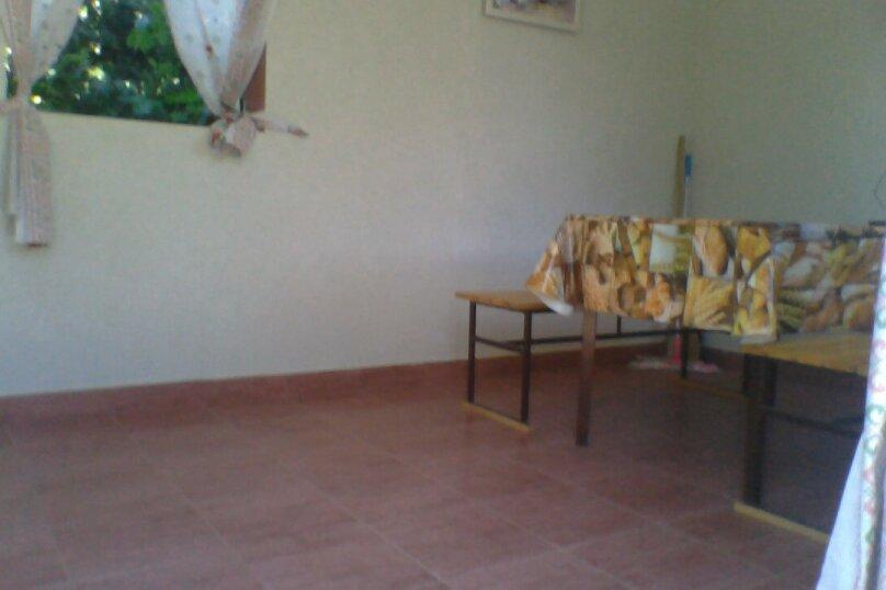 Частный дом 2x комнатный, 45 кв.м. на 4 человека, 2 спальни, Сурожская улица, 13, Судак - Фотография 22