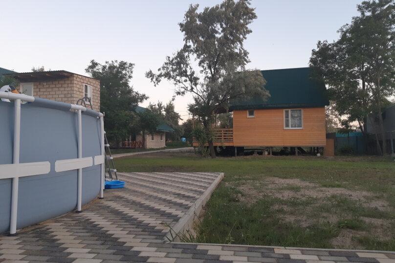 Дом, 60 кв.м. на 7 человек, 2 спальни, Приморский переулок, 7Б, Голубицкая - Фотография 1