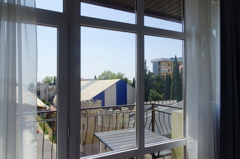 Апартаменты с панорамным видом, улица Победы, 153А, Лазаревское - Фотография 5