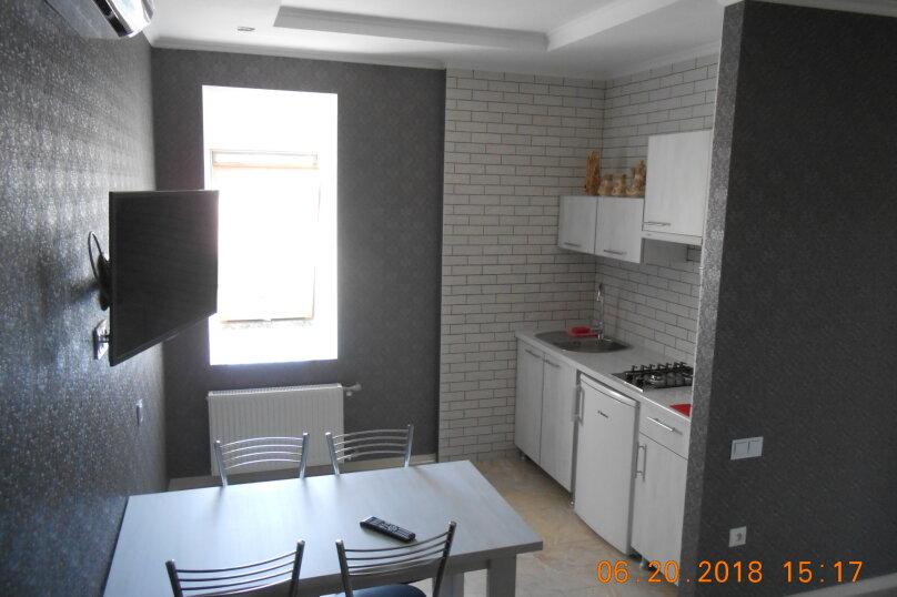 1-комн. квартира, 45 кв.м. на 4 человека, Солнечный переулок, 16, Судак - Фотография 8