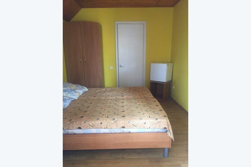 стандартный двухместный номер с одной 2ух спальной или 2умя односпальными кроватями, Морская, 4 сектор 10,дом 17, Саки - Фотография 1