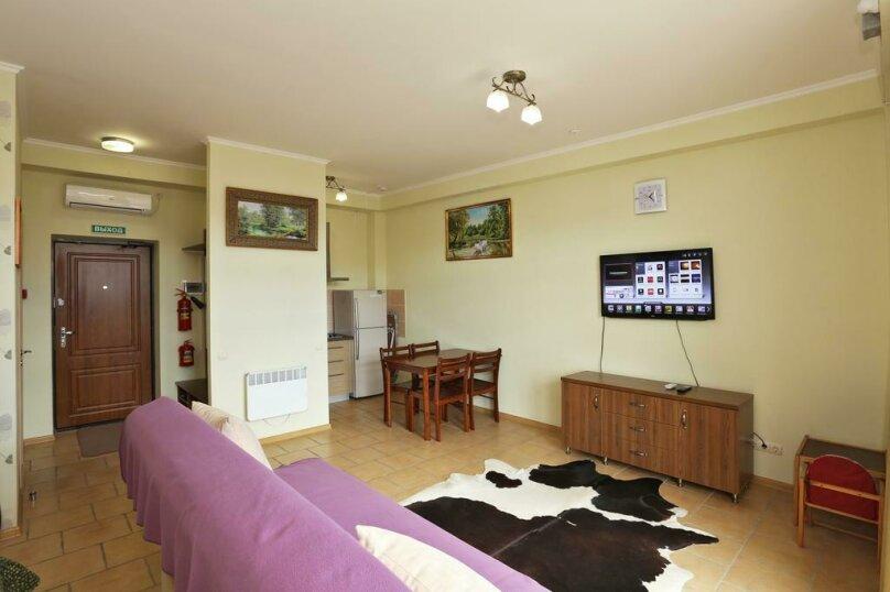 Двухместный номер Делюкс с 2 отдельными кроватями, улица Ленина, 142г, Коктебель - Фотография 6