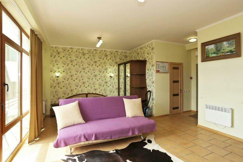 Двухместный номер Делюкс с 2 отдельными кроватями, улица Ленина, 142г, Коктебель - Фотография 7