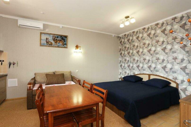 Большой двухместный номер с 2 отдельными кроватями, улица Ленина, 142г, Коктебель - Фотография 1