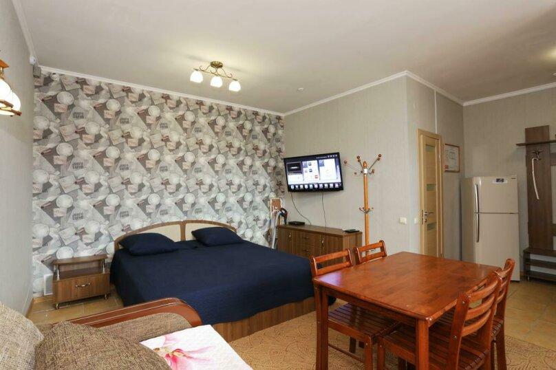 Большой двухместный номер с 2 отдельными кроватями, улица Ленина, 142г, Коктебель - Фотография 4