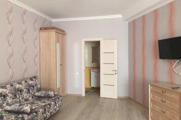 студио без балкона:  Номер, 4-местный, 1-комнатный, Мини-отель, Отрадная улица на 4 номера - Фотография 3