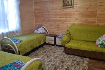 Дом, 60 кв.м. на 7 человек, 2 спальни, Приморский переулок, 7Б, Голубицкая - Фотография 3