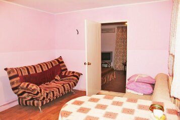 Дом, 40 кв.м. на 5 человек, 2 спальни, улица Кустодиева, Геленджик - Фотография 1